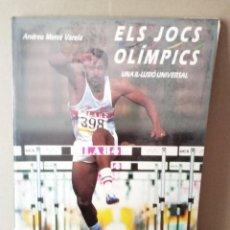 Coleccionismo deportivo: ELS JOCS OLIMPICS - AÑO 1988 -VER FOTOS. Lote 269282568