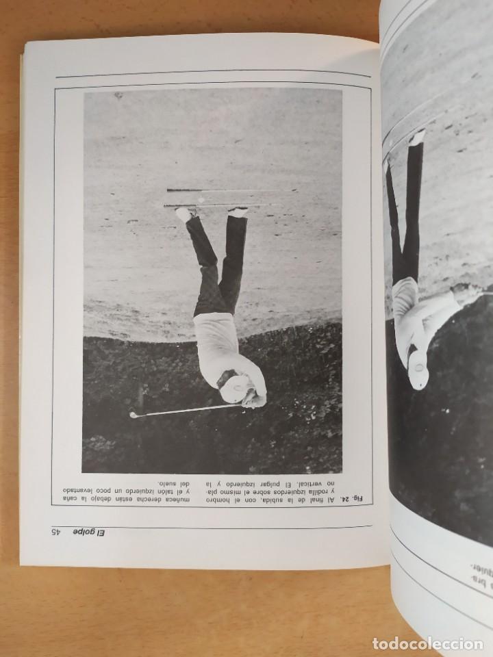 Coleccionismo deportivo: EL GOLF Y SU PRACTICA / JOHN STIRLING / 1988. HISPANO EUROPEA - Foto 8 - 269349288