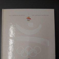 Colecionismo desportivo: ELS CARTELLS OLÍMPICS. BARCELONA 92. LOS CARTELES OLÍMPICOS. Lote 269381473