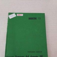 Coleccionismo deportivo: 48611 - FIGURAS FAMOSAS DEL DEPORTE III - POR FENANDO VADILLO - EDICIONES TIBIDABO - AÑO 1964. Lote 269770793