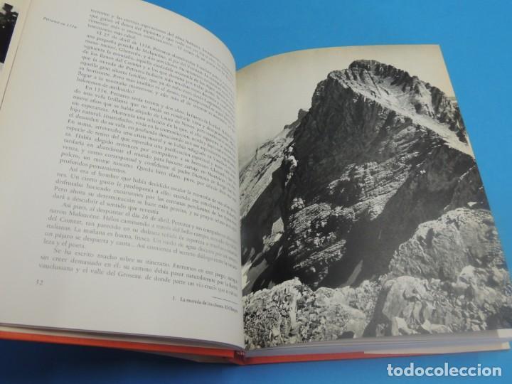 Coleccionismo deportivo: LA MONTAÑA Y EL HOMBRE.- GEORGES SONNIER - Foto 5 - 270669583
