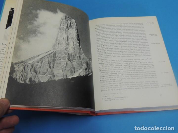 Coleccionismo deportivo: LA MONTAÑA Y EL HOMBRE.- GEORGES SONNIER - Foto 6 - 270669583