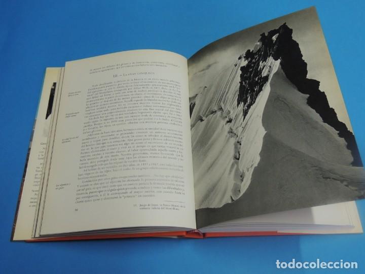 Coleccionismo deportivo: LA MONTAÑA Y EL HOMBRE.- GEORGES SONNIER - Foto 7 - 270669583