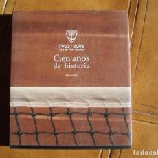 Coleccionismo deportivo: LIBRO DE TENIS. Lote 275839398