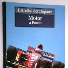 Coleccionismo deportivo: MOTOR A FONDO / ESTRELLAS DEL DEPORTE Nº 8 / ED. PLANETA DEAGOSTINI EN NAVARRA 1997. Lote 277463958