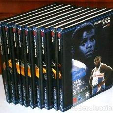 Coleccionismo deportivo: COLECIÓN FIGURAS CON ESTILO 9T / VARIOS AUTORES / DIARIO MARCA EN MADRID 2002. Lote 277475218
