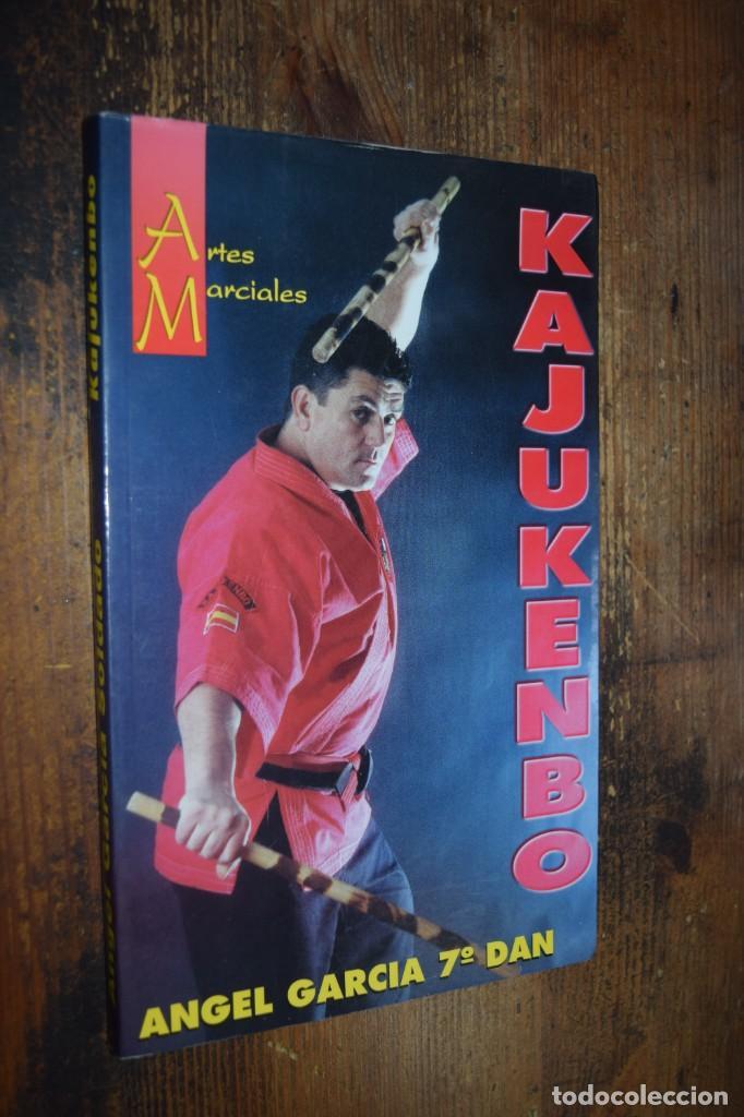 KAJUKENBO, ANGEL GARCIA, EYRAS, 1996 (Coleccionismo Deportivo - Libros de Deportes - Otros)