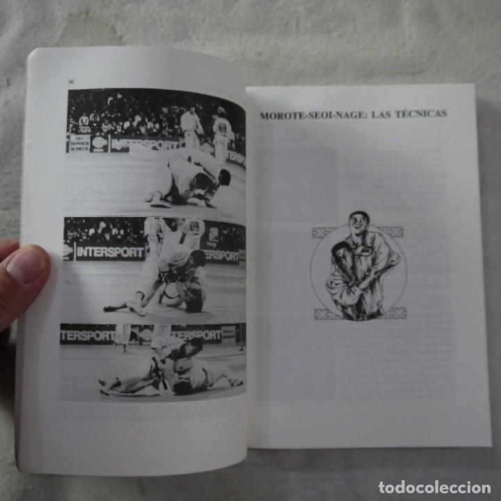 Coleccionismo deportivo: SEOI-NAGE - HIDETOSHI NAKANISHI - EDITORIAL PAIDOTRIBO - 1994 - 1.ª EDICION - Foto 6 - 277605123
