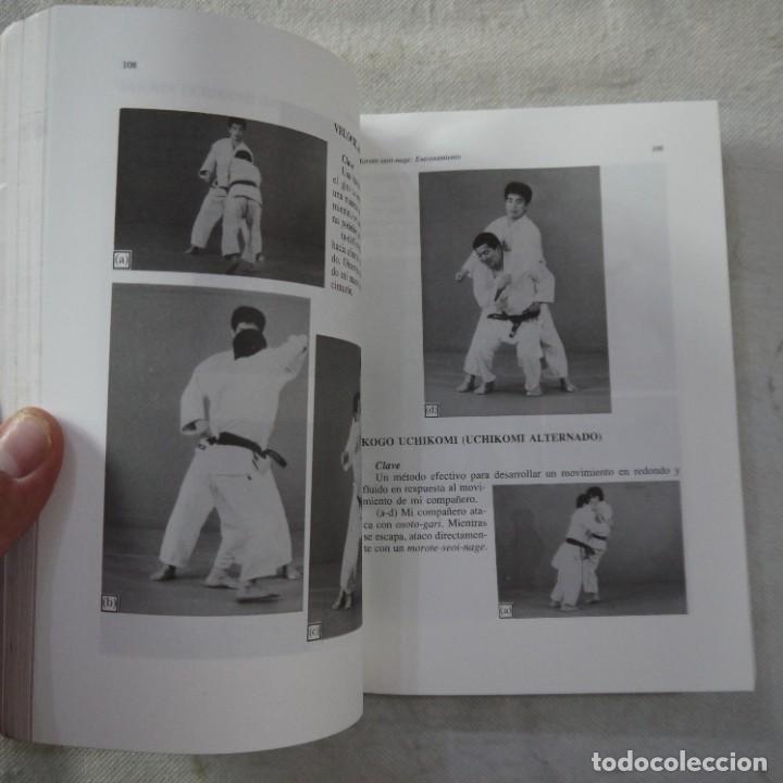 Coleccionismo deportivo: SEOI-NAGE - HIDETOSHI NAKANISHI - EDITORIAL PAIDOTRIBO - 1994 - 1.ª EDICION - Foto 8 - 277605123