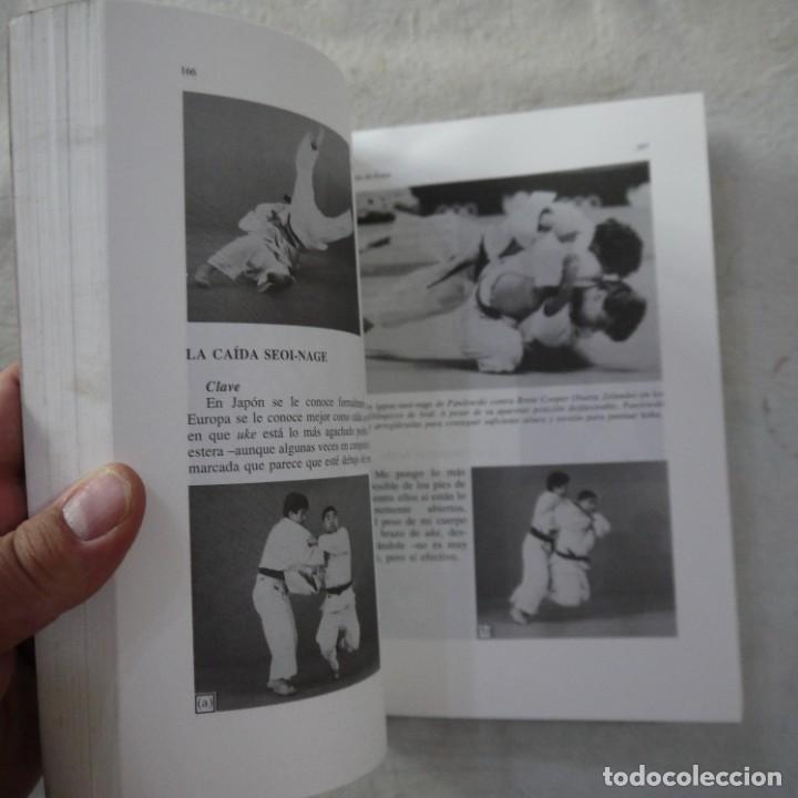 Coleccionismo deportivo: SEOI-NAGE - HIDETOSHI NAKANISHI - EDITORIAL PAIDOTRIBO - 1994 - 1.ª EDICION - Foto 9 - 277605123