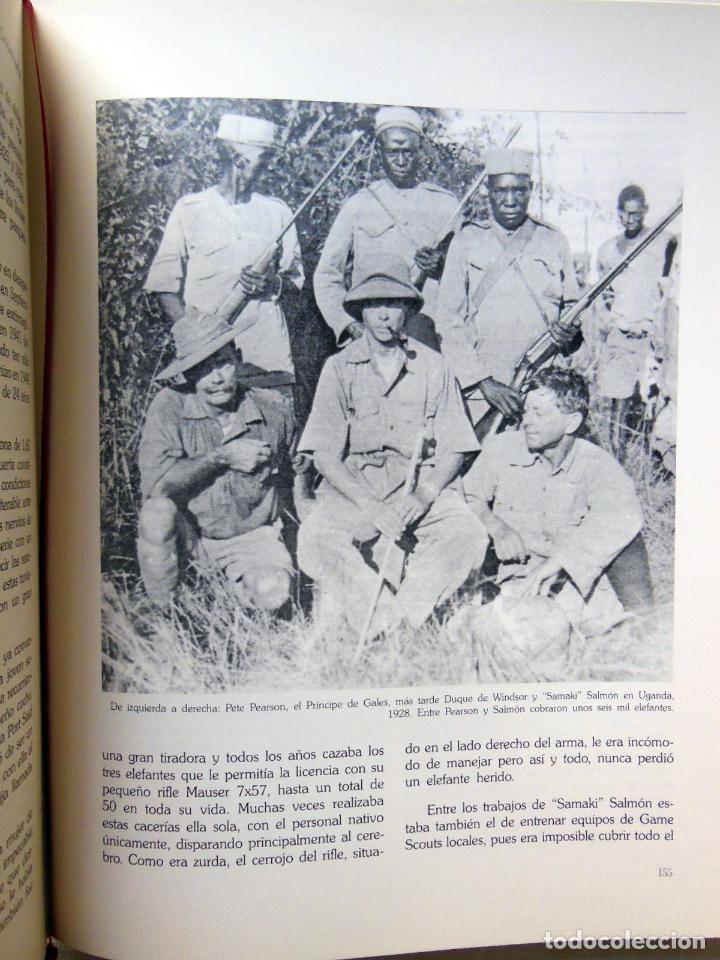 Coleccionismo deportivo: CAZADORES DE ELEFANTES. HOMBRES DE LEYENDA. 2003 TONY SANCHEZ-ARIÑO - Foto 2 - 278807133