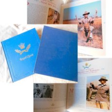 Coleccionismo deportivo: ROYAL QUEST: THE HUNTING SAGA OF H.I.H. PRINCE ABDORREZA PAHLAVI OF IRAN. 2004 BILL QUIMBY. PRIMERA. Lote 278952548