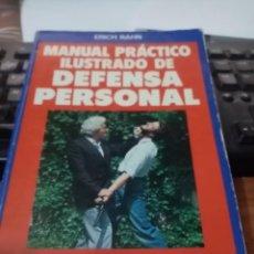 Coleccionismo deportivo: MANUAL PRÁCTICO ILUSTRADO DE DEFENSA PERSONAL. ERICH RAHN.. Lote 283250348