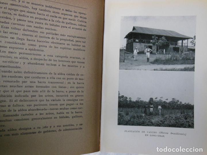 Coleccionismo deportivo: INDO-CHINA: MIS CACERIAS, MIS VIAJES, COSTUMBRES DE PAISES EXÓTICOS. DUQUE DE MONTPENSIER - Foto 3 - 287327573