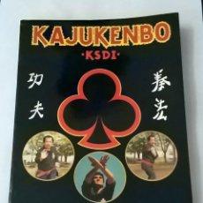 Coleccionismo deportivo: LIBRO KAJUKENBO - KSDI - EL ARTE DE DEFENSA PERSONAL DE LAS ISLAS HAWAI. Lote 291515983