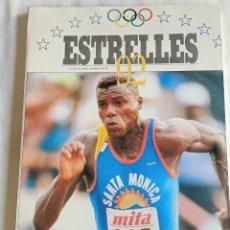 Coleccionismo deportivo: ESTRELLES 92. LAS ESTRELLAS DE LAS OLIMPIADAS. Lote 293866108