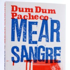 Coleccionismo deportivo: MEAR SANGRE (DUM DUM PACHECO) AUTSAIDER, 2021. BOXEO. NVED. Lote 295729838