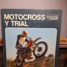 Coleccionismo deportivo: MOTOCROSS Y TRIAL ( LIBRO EDITADO EN 1974) SIDECROSS SPEEDWAY TRIAL MOTOALPINISMO, ETC. Lote 296049233