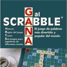 Libros: JUEGOS. PASATIEMPOS. GANA AL SCRABBLE - Mª ROSA LÓPEZ LLEBOT. Lote 42710886