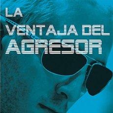 Libros: POKER. LA VENTAJA DEL AGRESOR - BERTRAND 'ELKY' GROSPELLIER/LEE NELSON/TYSEN STREIB/TONY DUNST. Lote 52285755