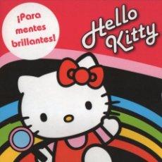 Libros: HELLO KITTY: LIBRO DE JUEGOS Y ENIGMAS - EDIGRAMA (NUEVO). Lote 52444270