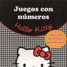 Libros: HELLO KITTY: JUEGOS CON NUMEROS - EDIGRAMA (NUEVO). Lote 52444277