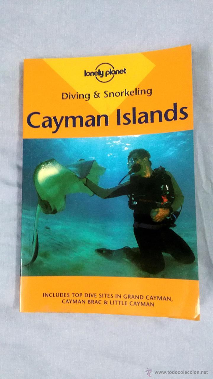 CAYMAN ISLANDS - DIVING & SNORKELLING (BUCEO Y SNORKEL) (Libros Nuevos - Ocio - Deportes y Juegos)