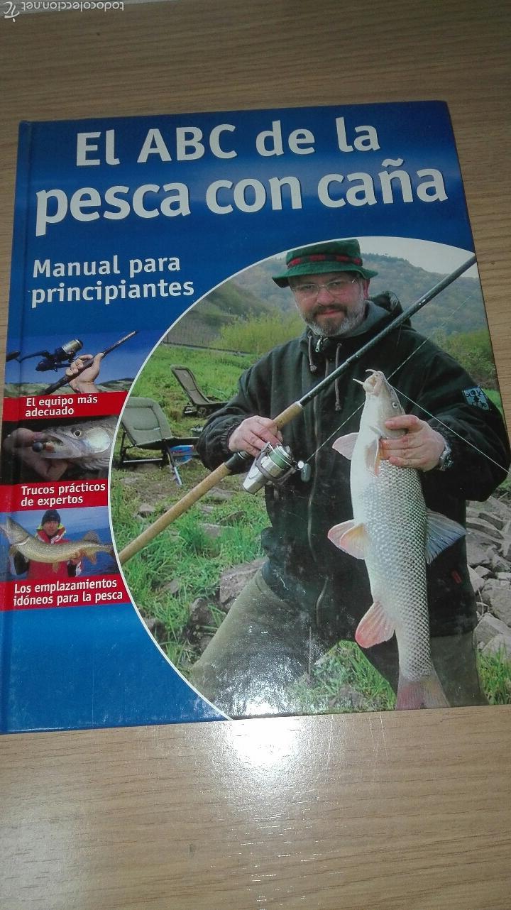 LIBRO DE PESCA (Libros Nuevos - Ocio - Deportes y Juegos)