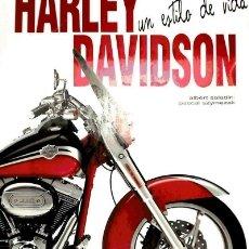 Libros: HARLEY DAVIDSON LIBRERIA UNIVERSITARIA ( S. Lote 67919961