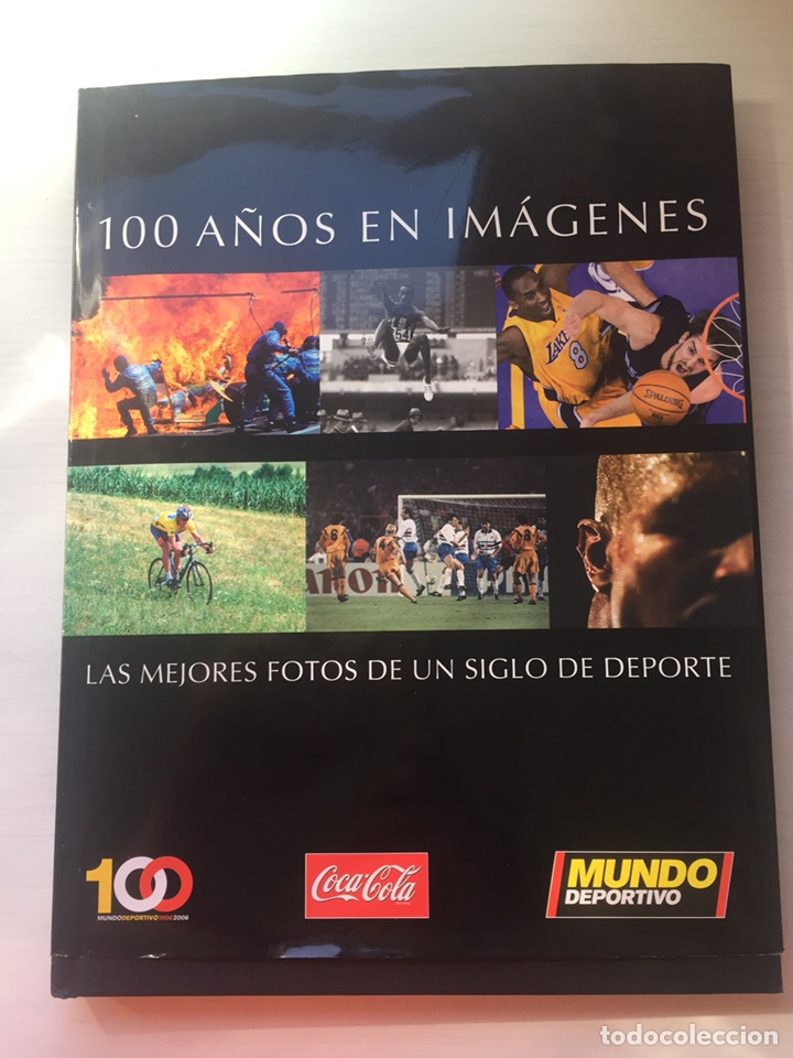 LIBRO 100AÑOS EN IMÁGENES (Libros Nuevos - Ocio - Deportes y Juegos)