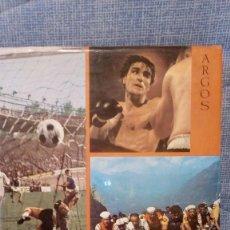 Libros: LOS DEPORTES. - EDITORIAL ARGOS 1967 - PRÓLOGO RICARDO ZAMORA 35X24 - 478 PAGINAS - 2,7 KG.. Lote 81697244