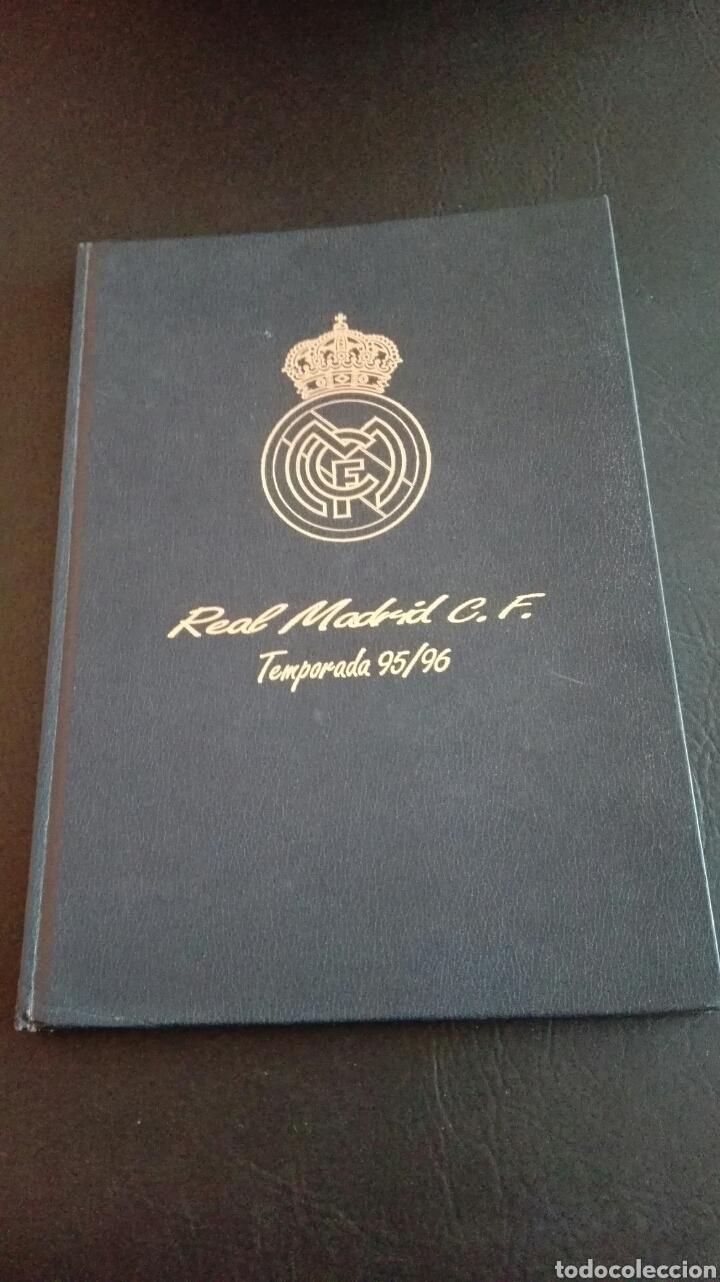 Libros: Libro del Real Madrid temporada95/96 - Foto 9 - 85412159
