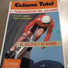 Libros: CICLISMO TOTAL. Lote 87519695