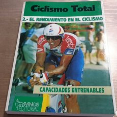 Libros: CICLISMO TOTAL. Lote 87520139
