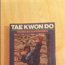 Libros: LIBRO TAE KWON DO. Lote 94697515
