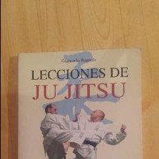Libros: LIBRO DE JU JITSU LECCIONES. Lote 94697891