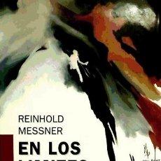 Libros: EN LOS LIMITES DE LA TIERRA (DESAFIOS ALPINOS EN EL HIMALAYA Y KARAKORUM) TUTOR. Lote 95166558
