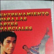Libros: ENTRENAMIENTO PARA LA ARTES MARCIALES. Lote 98683302