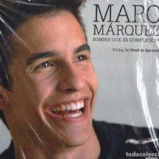 Libros: MARC MARQUEZ: SOMNIS QUE ES COMPLEIXEN - EDICIONS 62, 2014 (PRECINTADO). Lote 100649391