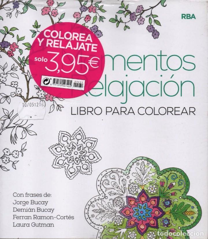 momentos de relajacion - libro para colorear - - Comprar Libros de ...