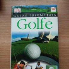 Libros: LIBRO GUIA DE GOLF EN PORTUGUÉS. Lote 107056219