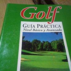Libros: GUIA PRACTICA DE GOLF 6 TOMOS. Lote 107230368