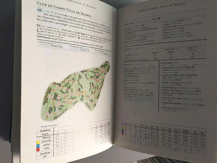 Libros: Campos de Golf, España, por Lorenzo de Medici, editorial Belaqua/carroggio - Foto 3 - 71478859