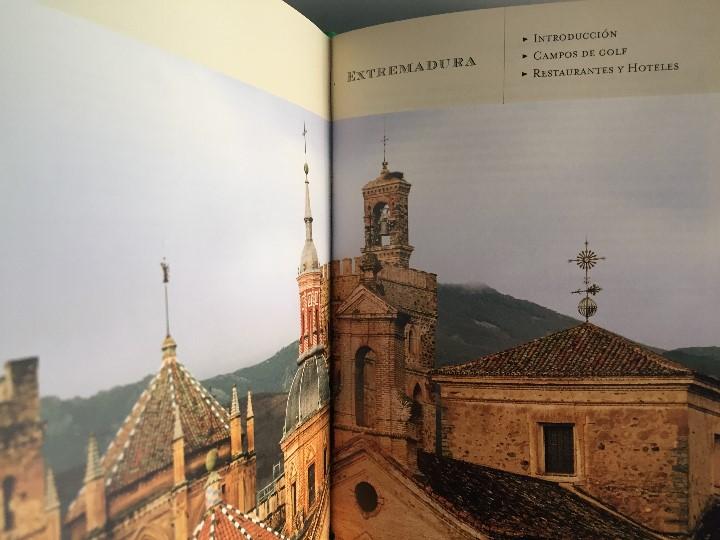 Libros: Campos de Golf, España, por Lorenzo de Medici, editorial Belaqua/carroggio - Foto 4 - 71478859