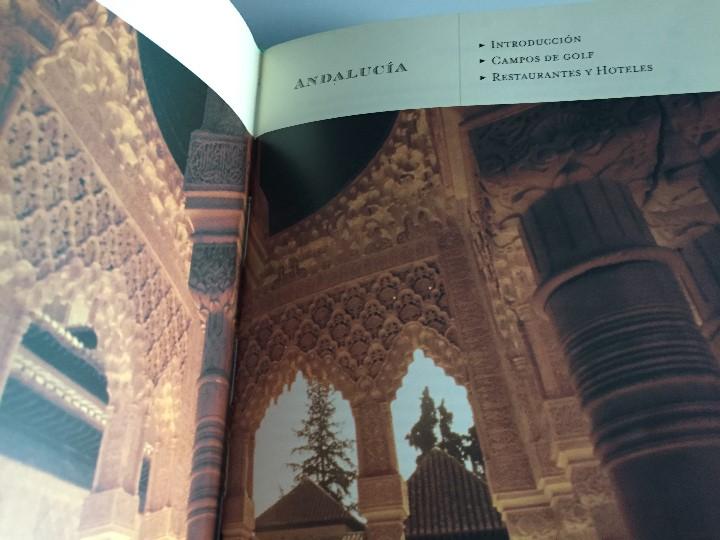 Libros: Campos de Golf, España, por Lorenzo de Medici, editorial Belaqua/carroggio - Foto 5 - 71478859