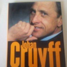 Libros: JOHAN CRUFFY. M'AGRADA EL FUTBOL.. Lote 109138264