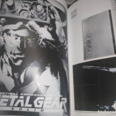 Libros: METAL GEAR SOLID THE LEGACY BOOK. Lote 109414335