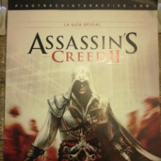 Libros: ASSASSINS CREED 2 LA GUIA OFICIAL COMPLETA . Lote 114177691