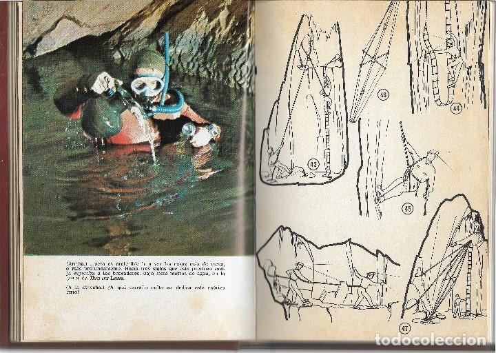 Libros: LIBRO - ESPELEOLOGIA - EL ALPINISMO DE LAS PROFUNDIDADES - M.JASINSKI - AÑO 1972 - Foto 5 - 114453851