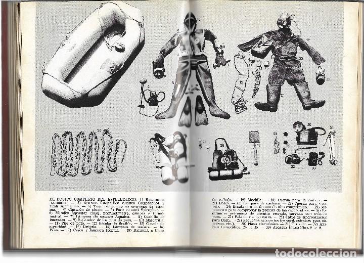 Libros: LIBRO - ESPELEOLOGIA - EL ALPINISMO DE LAS PROFUNDIDADES - M.JASINSKI - AÑO 1972 - Foto 6 - 114453851